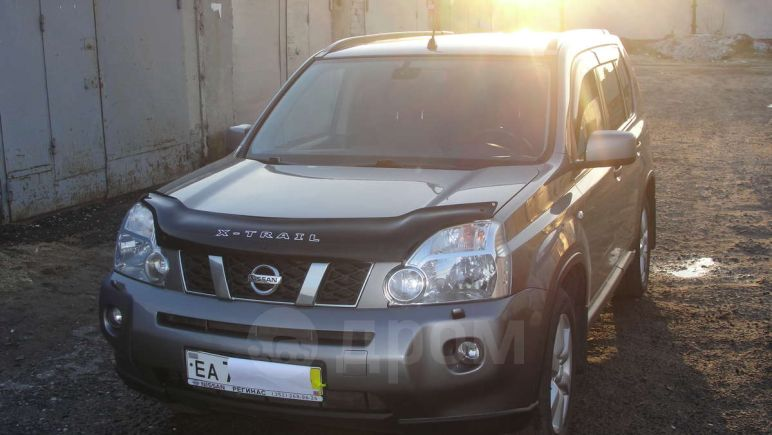 Nissan X-Trail, 2007 год, 700 000 руб.