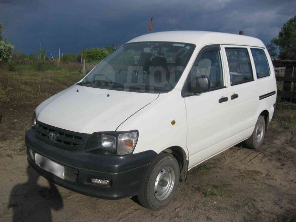Toyota Town Ace, 2000 год, 260 000 руб.