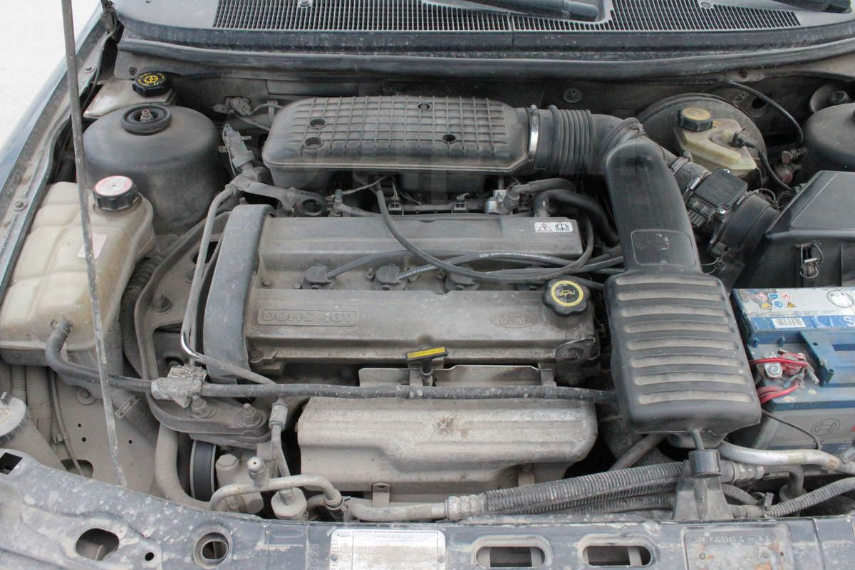 ford mondeo 93 масло в мкпп