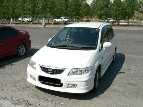 Mazda Premacy, 2001 год, 285 000 руб.