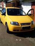Chevrolet Aveo, 2007 год, 305 000 руб.
