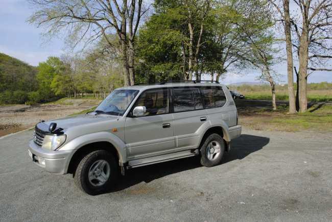 Toyota Land Cruiser Prado, 2000 год, 830 000 руб.