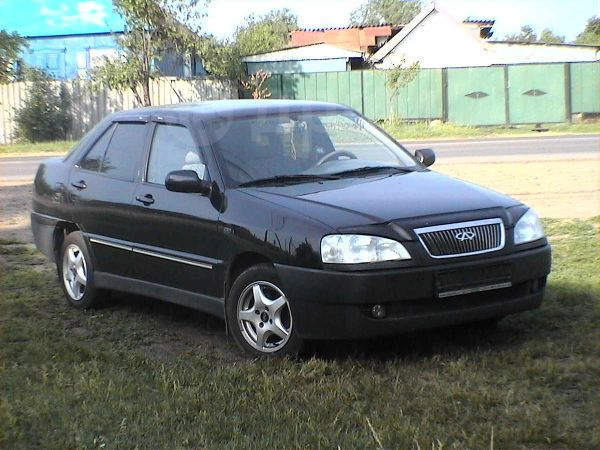 Chery Amulet A15, 2007 год, 175 000 руб.