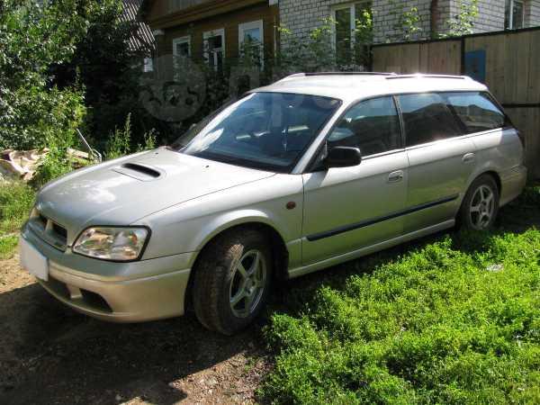 Subaru Legacy, 2001 год, 240 000 руб.