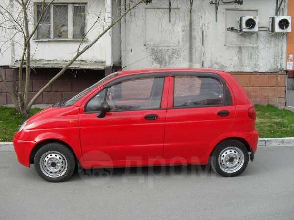 Daewoo Matiz, 2009 год, 160 000 руб.