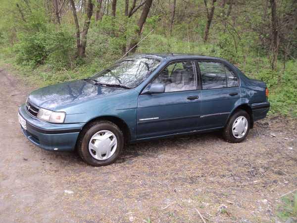 Toyota Tercel, 1992 год, 50 000 руб.