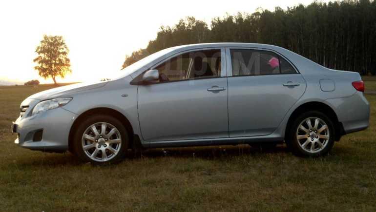 Toyota Corolla, 2008 год, 550 000 руб.