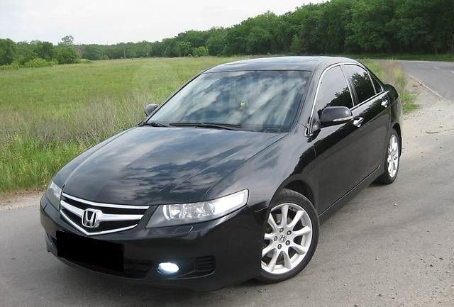 Honda Accord, 2007 год, 880 000 руб.