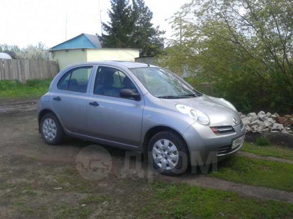 Nissan Micra, 2004 год, 275 000 руб.