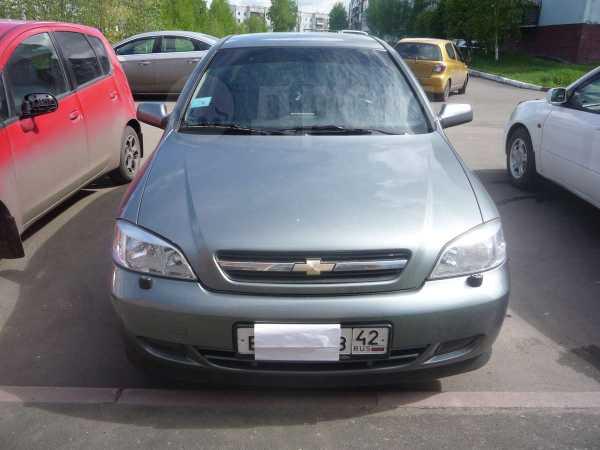 Chevrolet Viva, 2007 год, 320 000 руб.