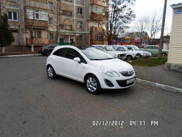 Opel Corsa, 2011 год, 490 000 руб.