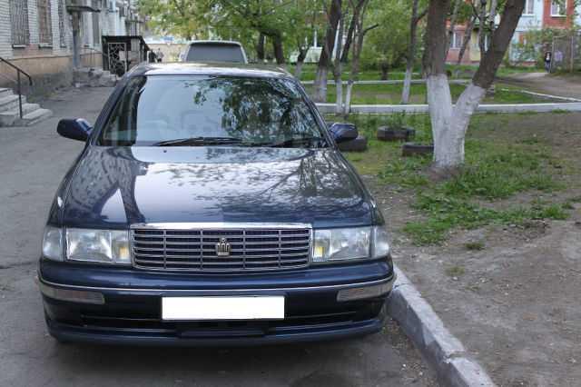 Toyota Crown, 1995 год, 210 000 руб.