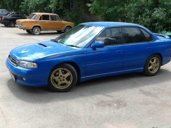 Subaru Legacy, 1996 год, 230 000 руб.
