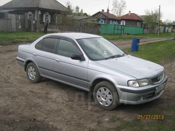 Nissan Sunny, 1998 год, 202 000 руб.