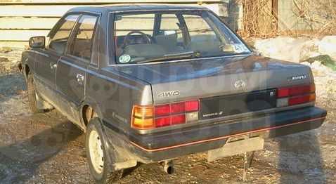 Subaru Leone, 1990 год, 39 000 руб.