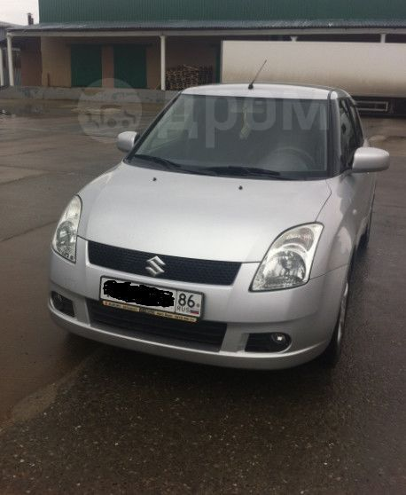 Suzuki Swift, 2005 год, 335 000 руб.