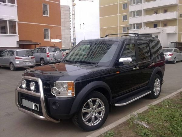 Land Rover Discovery, 2005 год, 900 000 руб.