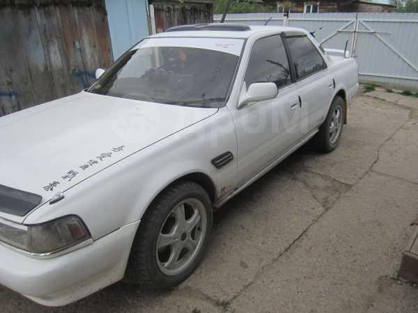 Toyota Cresta, 1989 год, 140 000 руб.