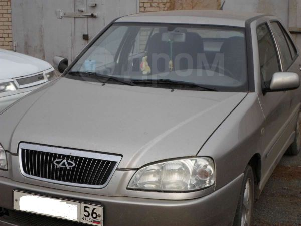 Chery Amulet A15, 2007 год, 187 000 руб.