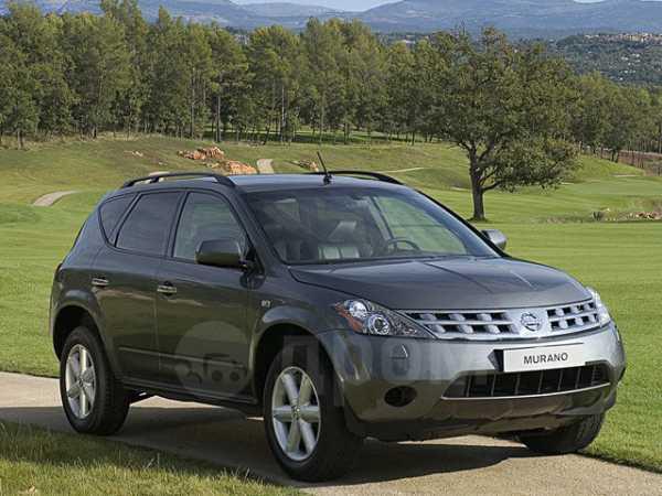Nissan Murano, 2007 год, 780 000 руб.