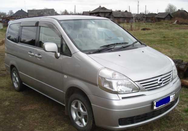 Nissan Serena, 2003 год, 400 000 руб.