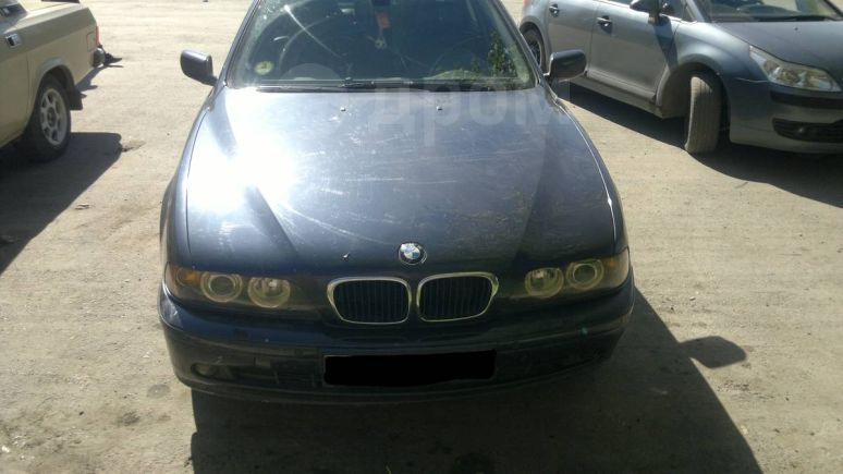 BMW 5-Series, 2002 год, 280 000 руб.