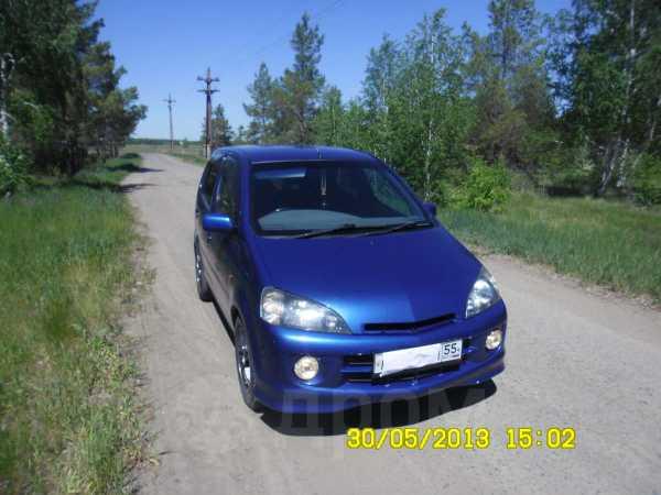 Daihatsu YRV, 2000 год, 250 000 руб.