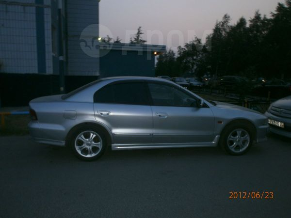 Mitsubishi Galant, 2000 год, 180 000 руб.