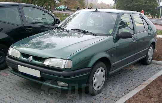 Renault 19, 1994 год, 80 000 руб.