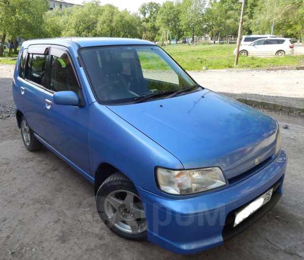 Nissan Cube, 2000 год, 129 000 руб.