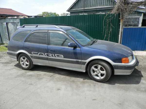 Toyota Sprinter Carib, 1996 год, 205 000 руб.