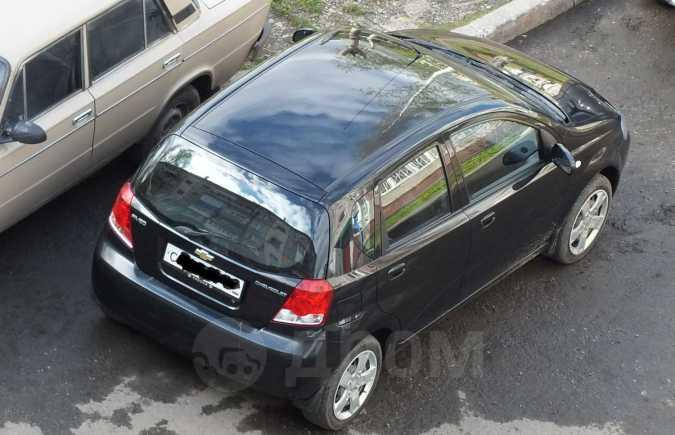 Chevrolet Aveo, 2007 год, 315 000 руб.