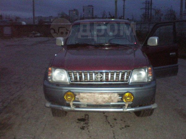 Toyota Land Cruiser Prado, 1996 год, 440 000 руб.