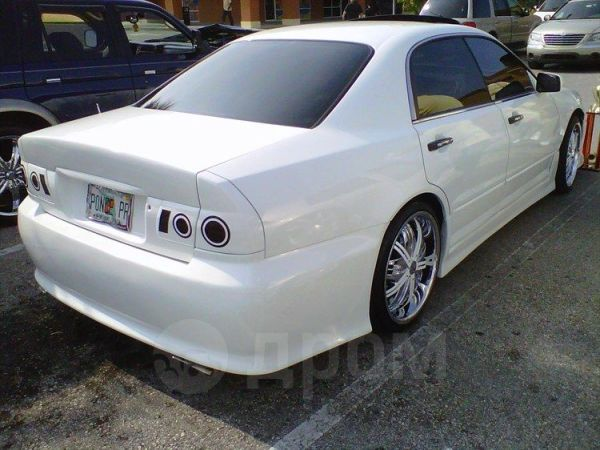 Mitsubishi Diamante, 1996 год, 195 000 руб.
