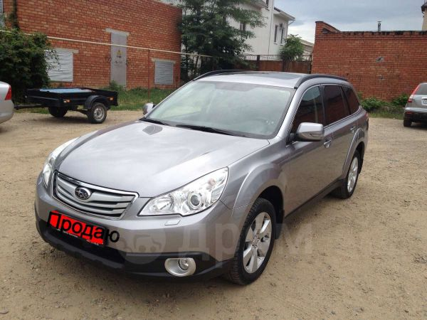 Subaru Legacy, 2010 год, 1 200 000 руб.