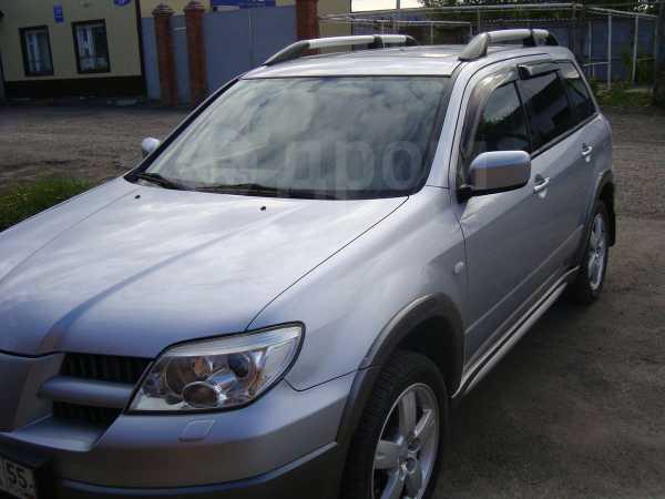 Mitsubishi Outlander, 2004 год, 500 000 руб.