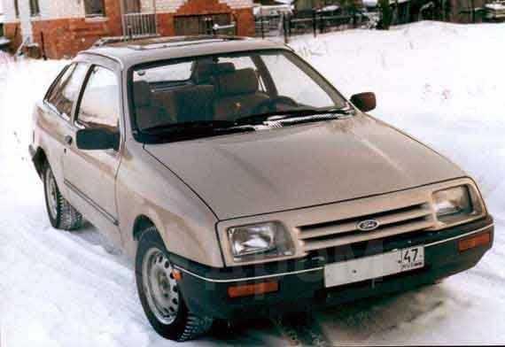 Ford Sierra, 1982 год, 15 000 руб.