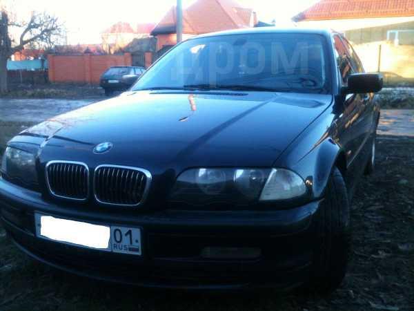 BMW 3-Series, 2000 год, 270 000 руб.
