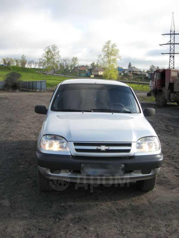 Chevrolet Niva, 2008 год, 345 000 руб.