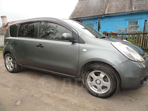 Nissan Note, 2005 год, 245 000 руб.