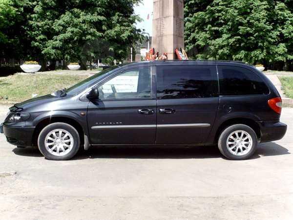 Chrysler Voyager, 2001 год, 400 000 руб.