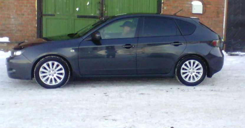 Subaru Impreza, 2007 год, 530 000 руб.