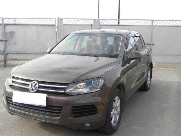 Volkswagen Touareg, 2011 год, 2 050 000 руб.