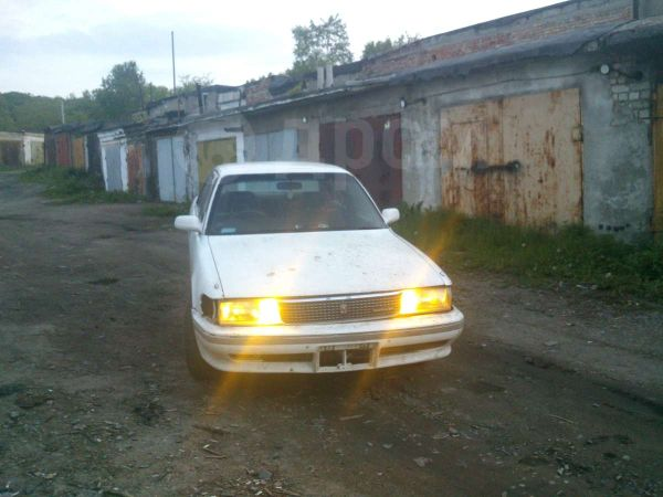 Toyota Mark II, 1989 год, 65 000 руб.