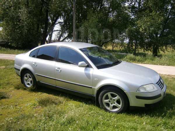 Volkswagen Passat, 2001 год, 345 000 руб.