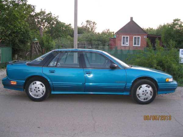Oldsmobile Cutlass Supreme, 1992 год, 350 000 руб.