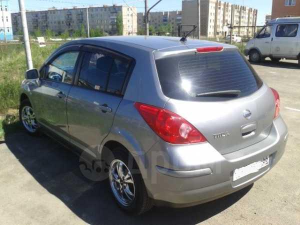 Nissan Tiida, 2007 год, 375 000 руб.