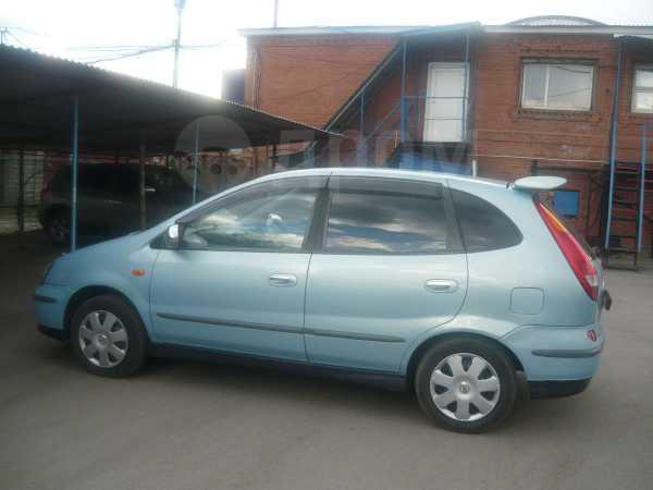 Nissan Tino, 2001 год, 275 000 руб.