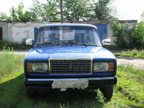 Лада 2107, 1991 год, 30 000 руб.