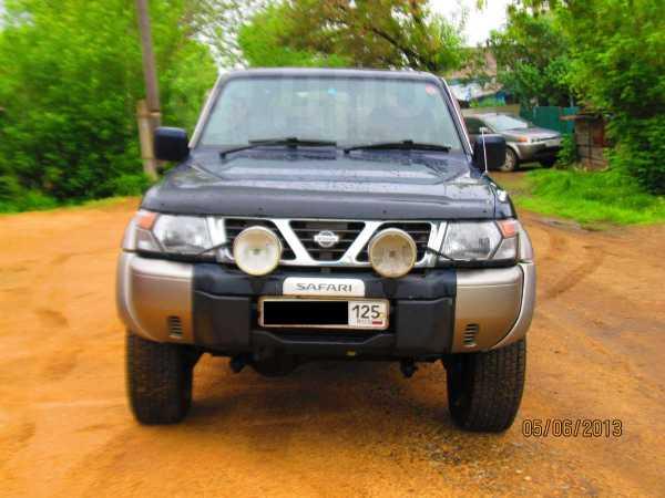 Nissan Safari, 2001 год, 650 000 руб.